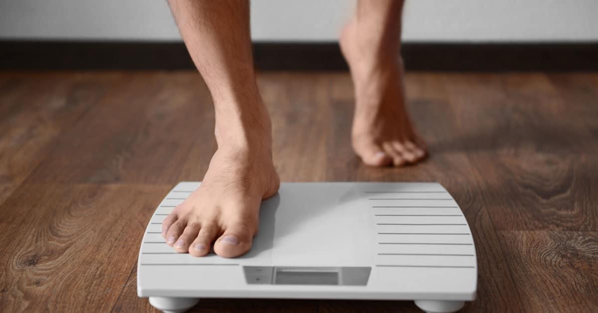 Wie man mein Gewicht ohne Waage erkennt