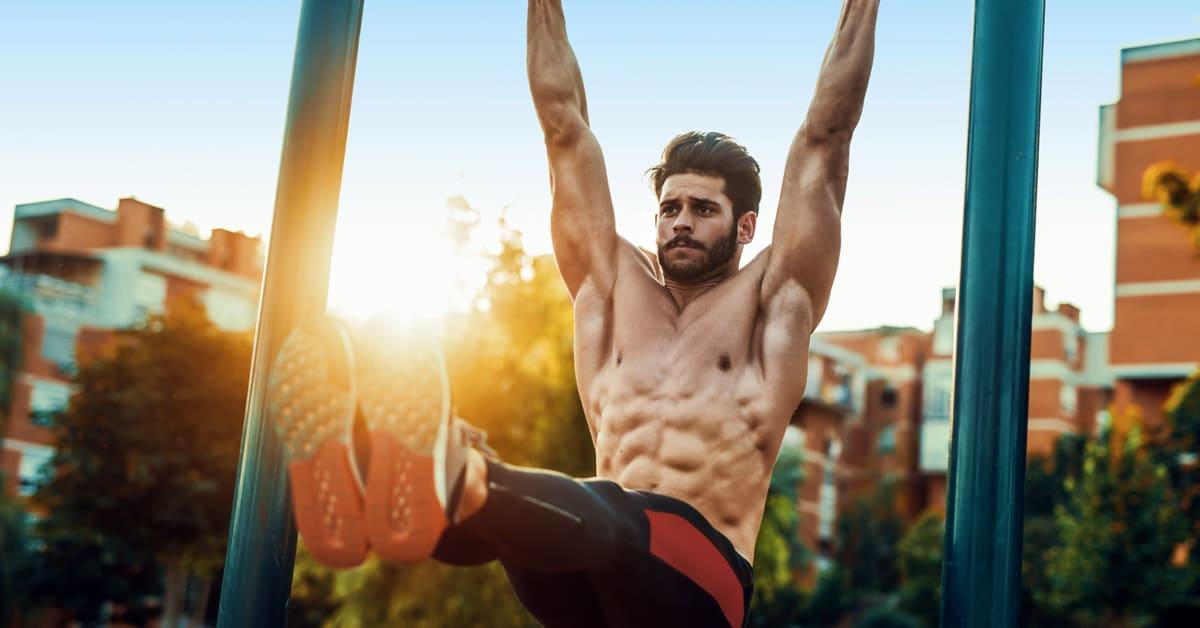 Übungen für die untere Bauchmuskulatur