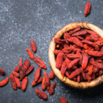 Goji berries for a healthy diet