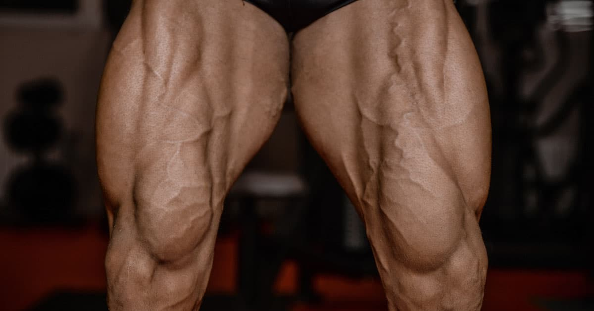 dicke beine training