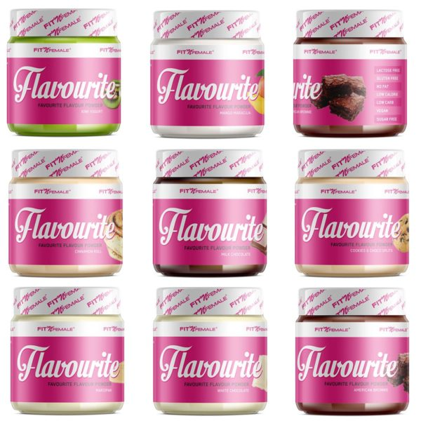 Flavourite - Favourite Flavour Powder 1