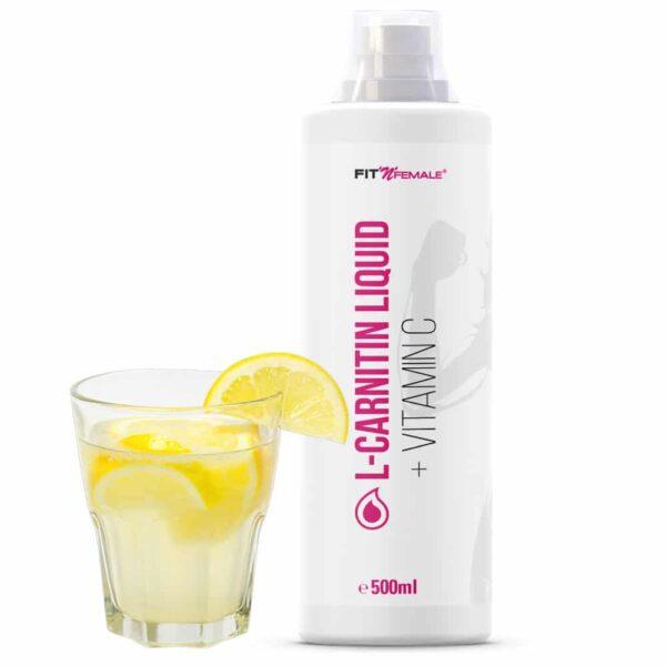 L-Carnitin Liquid 1