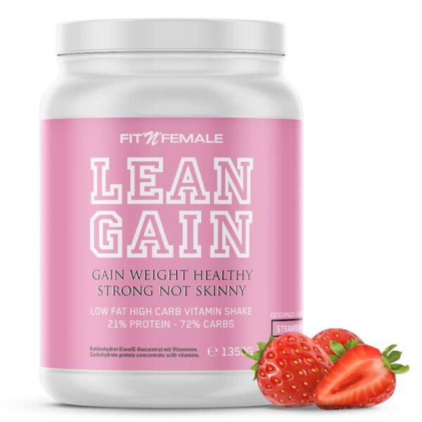 Lean Gain - Gesund Zunehmen 1