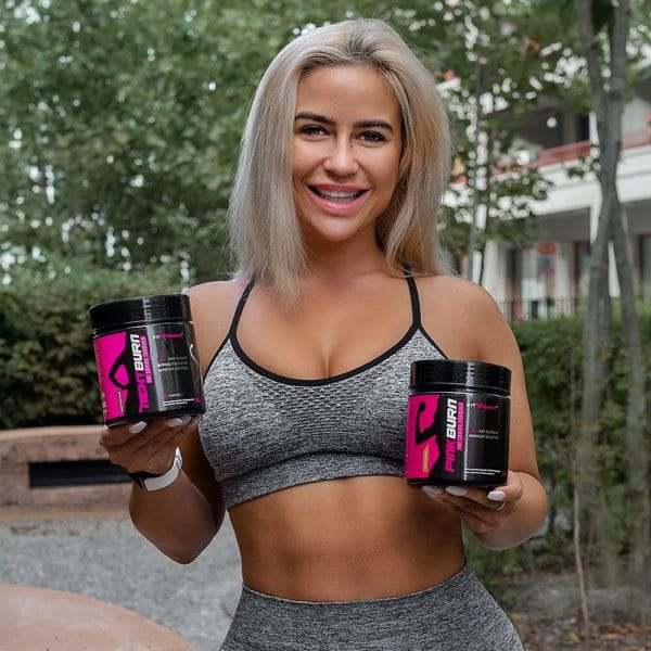 Pink Burn (2 In 1 Fatburner & Booster) 4