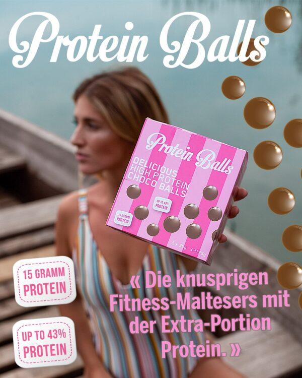 Protein Choco Balls 4