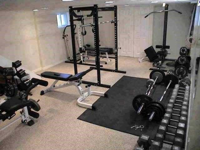 Basics für dein home gym fitnessmagnet