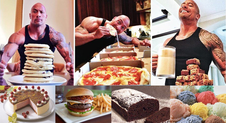 What Foods Do Athletes Eat
