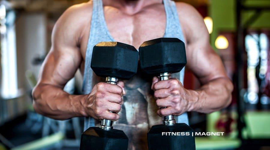Das 8-Wochen-Muskelaufbau-Programm: Einfach, aber heftig