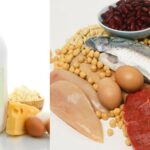 Protein-containing foods