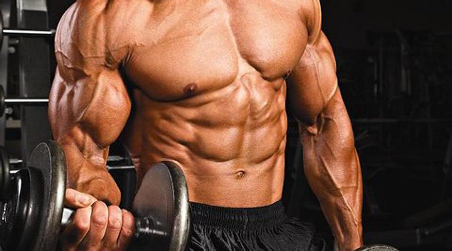 Diät für Muskeln und definieren
