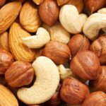 Nuts for a healthy diet
