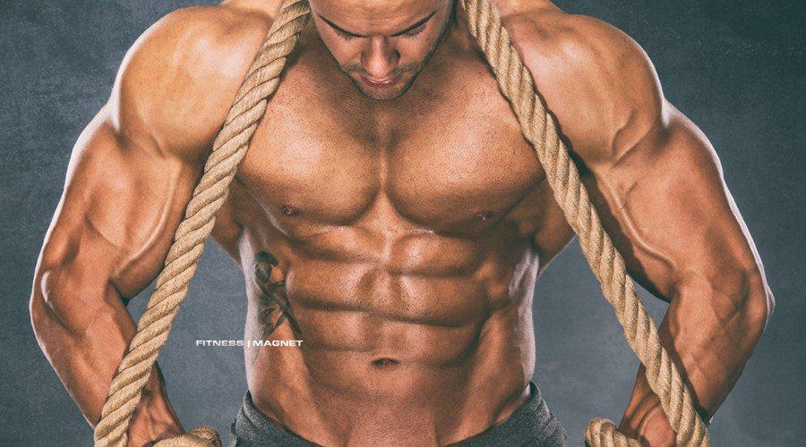 Gewichtsverlust Bodybuilder Diät
