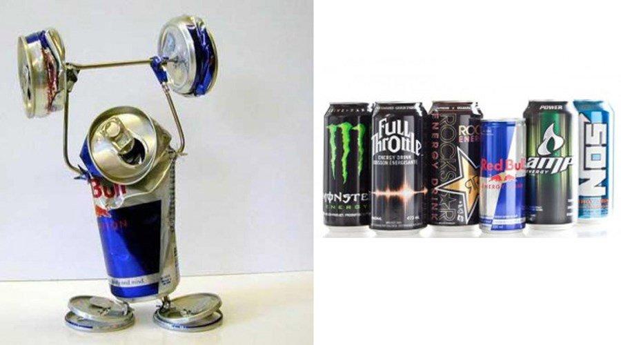 Wie gesund oder ungesund sind Energy-Drinks? - Fitnessmagnet©