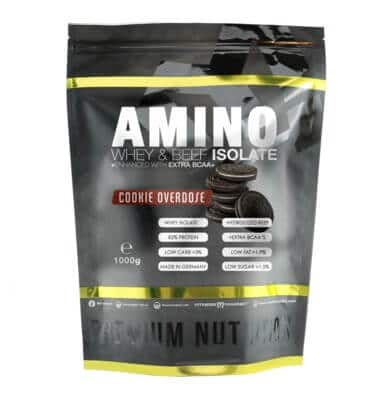 Amino Isolate Cookie Overdose 1