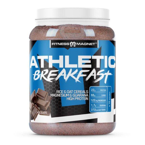 Athletic Breakfast 1