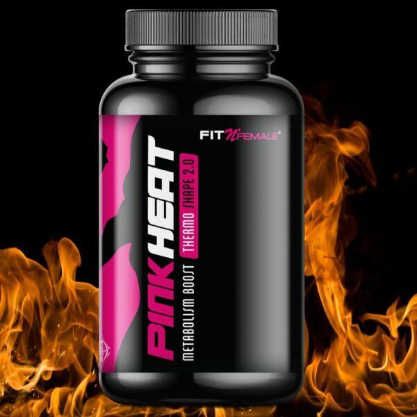 Fatburner Pink Heat 3