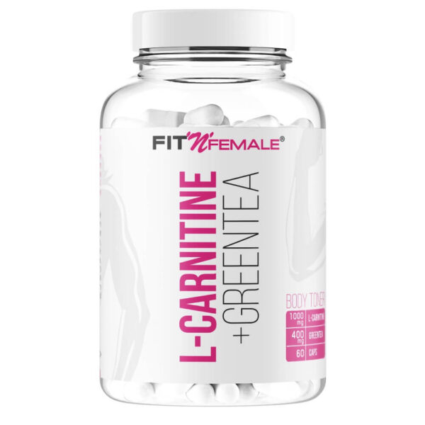 L-Carnitine + Greentea 1