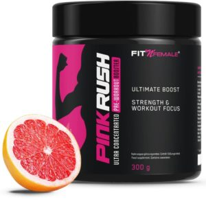 Pink Rush (Muscle Tone)