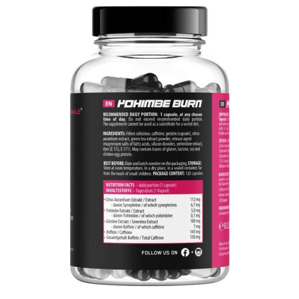 Fatburner Pink Heat 4