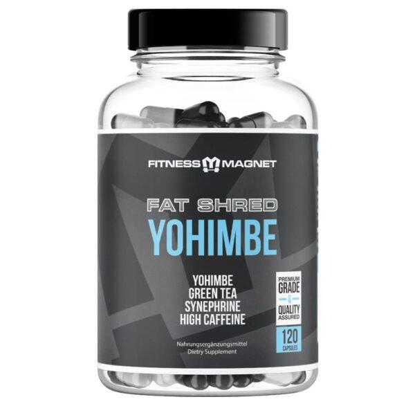 Fat Shred Yohimbe 1