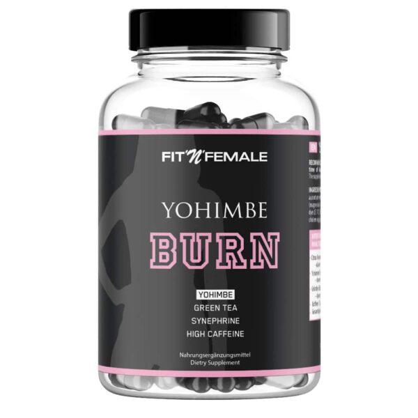 Fatburner Yohimbe 1