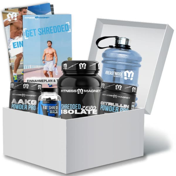 Get Shredded Bundle 1