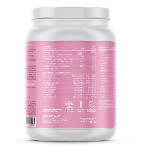 Lean Gain - Gesund Zunehmen 3