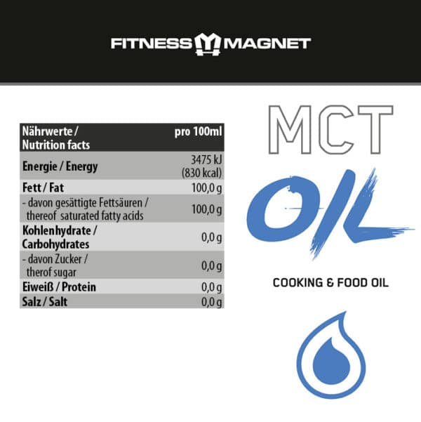 MCT OIL 3