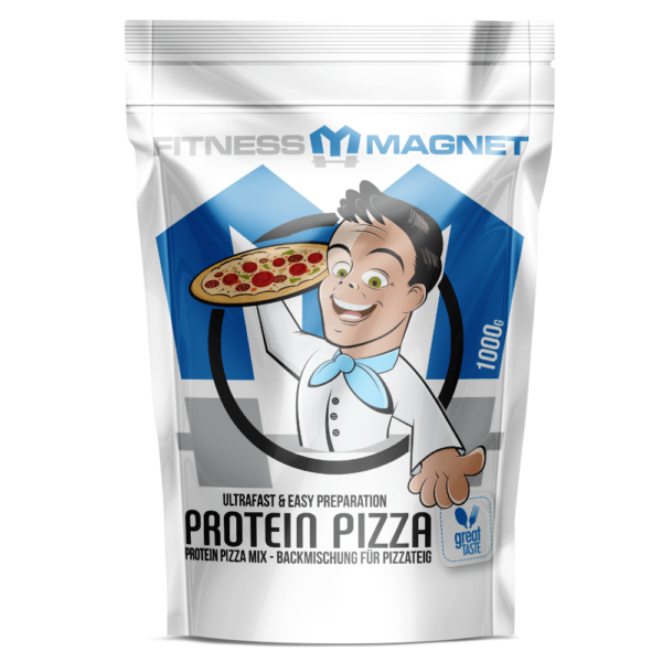 High Protein Pizza 1