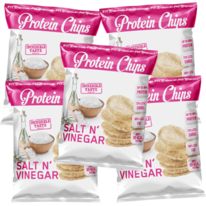 Protein Chips - 5er Pack