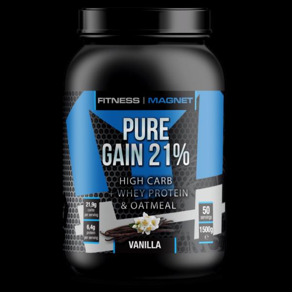 Pure Gain 21% 1