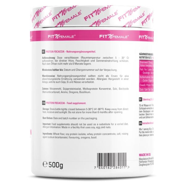Protein Focaccia 4