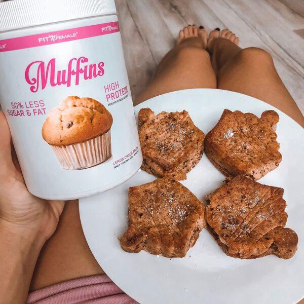 Protein Muffins 6
