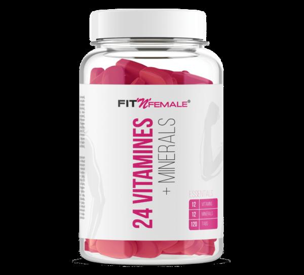 24 Vitamins & Minerals 1