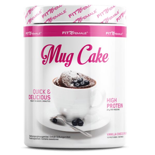 Protein Mug Cake 1