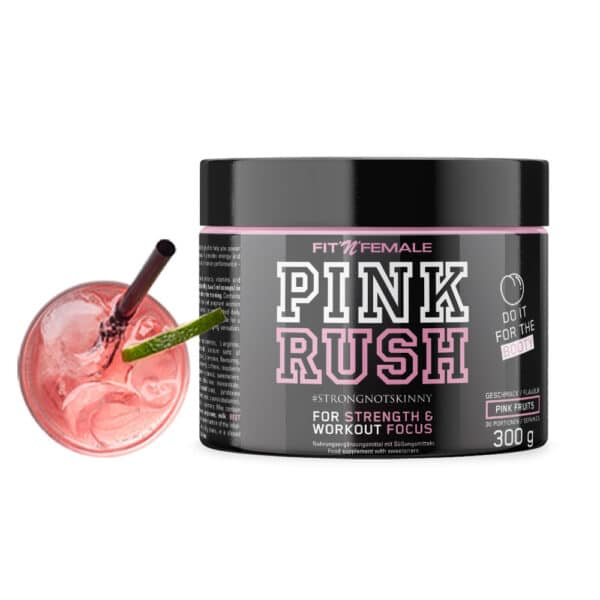 Pink Rush (Muscle Tone) 1