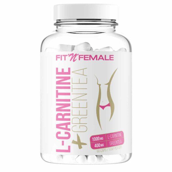 L-Carnitine + Greentea 1