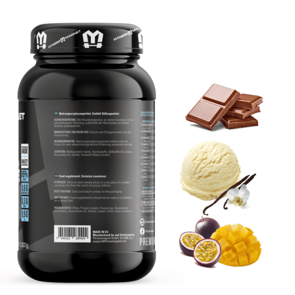 Whey Isolate 5