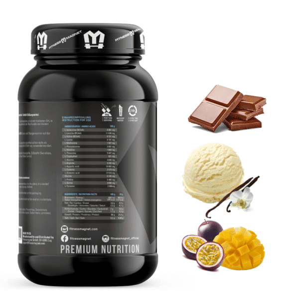Whey Isolate 4