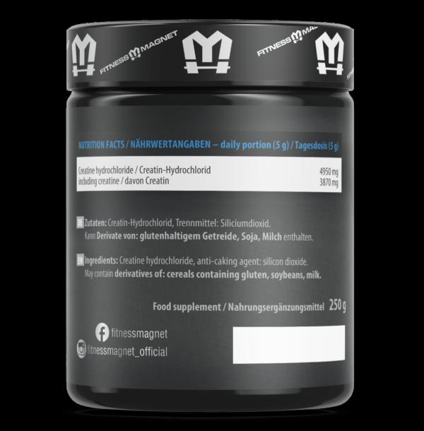 Creatin HCL Powder Pro 3