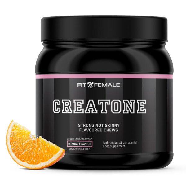 CreaTone Kreatin Chews 1