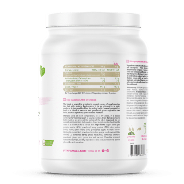 Vegan Protein 4