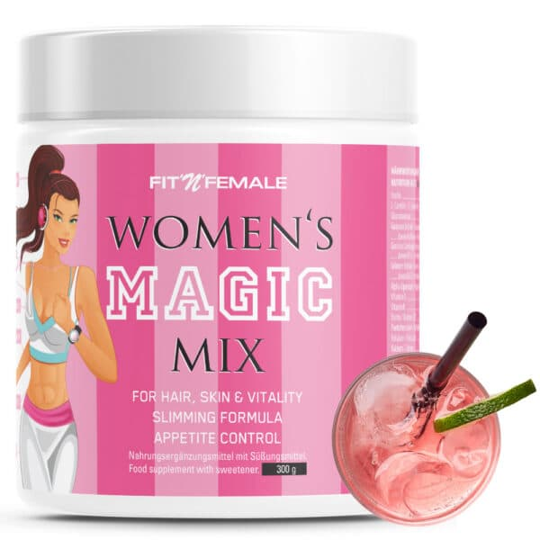 Women's Magic Mix 1