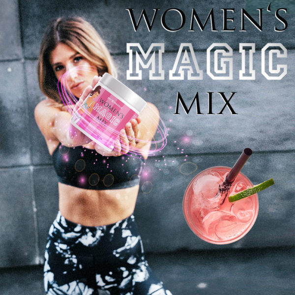 Women's Magic Mix 10