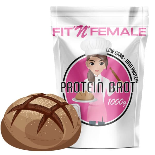 Protein Low Carb Brot 1