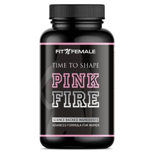 Fatburner Pink Fire 1