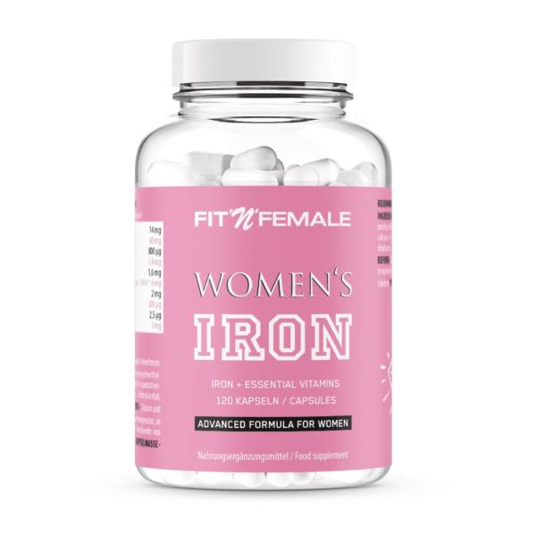 Women's Iron - Eisenkapseln 1