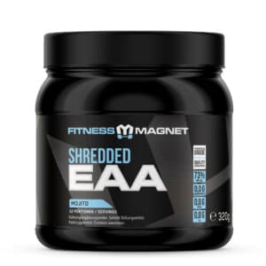 Shredded EAA 6