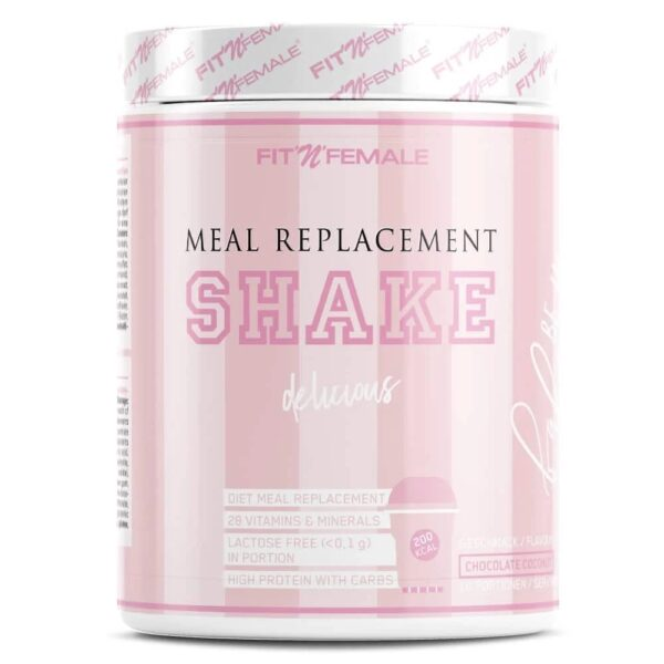 Meal Replacement Shake 1