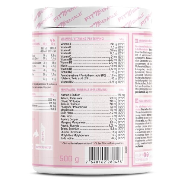 Meal Replacement Shake 3